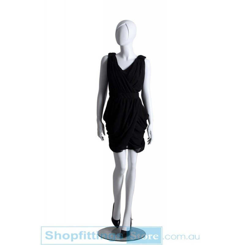 Full Body Female Abstract Mannequin