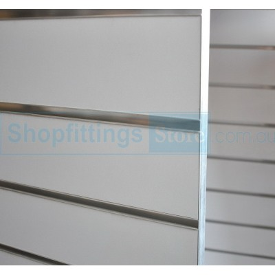 Slat Panel Aluminium Angle Edge 20x20mm