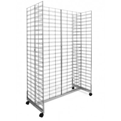 Slat Grid Gondola with H Base