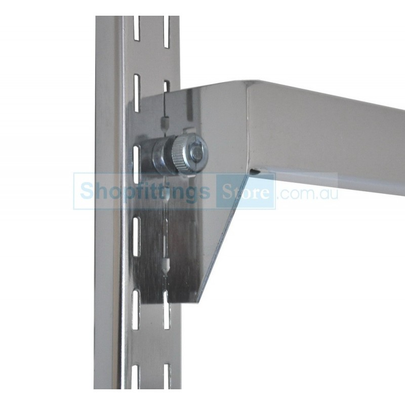 Wall Strip Crossbar Chrome