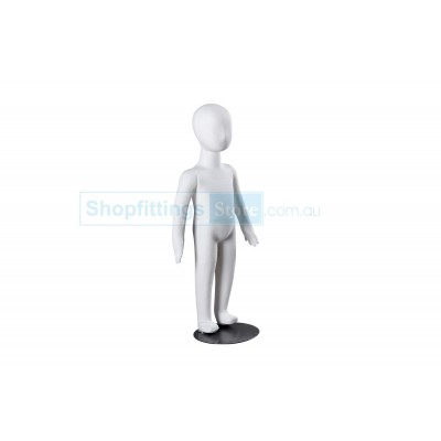 Child Bendy Fabric Mannequin 3yr