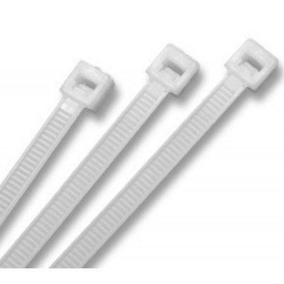 Natural Cable Ties - 500 Pack