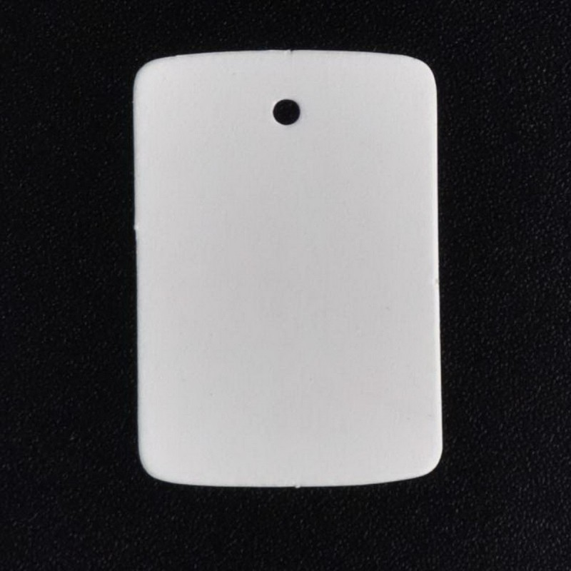 Paper Tags 22x34mm White, pack of 1000