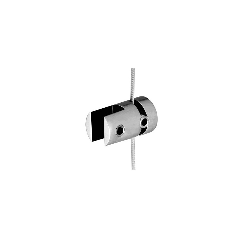 Cable Display Panel Holder Single