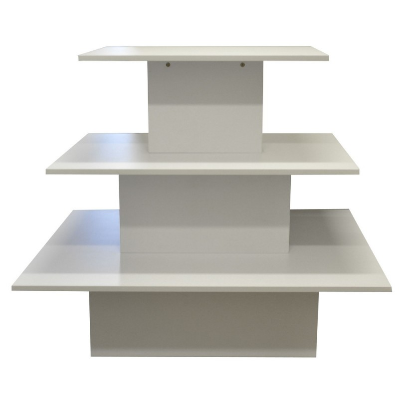 3 Tier Merchandising Display Table1200x850x1050mm