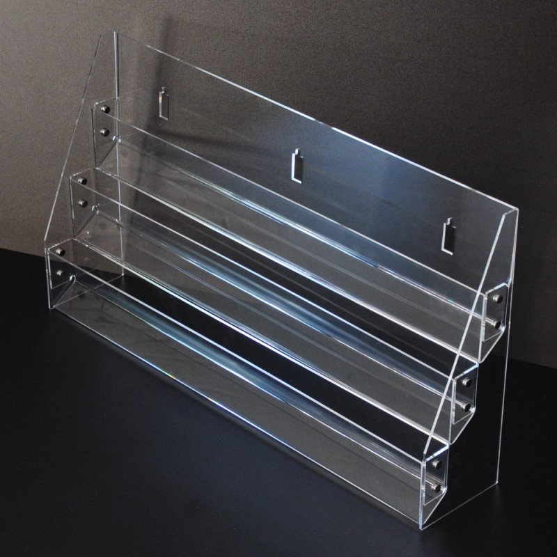 3 Stairs Acrylic Display