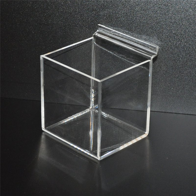 Slatwall Acrylic display 1 box