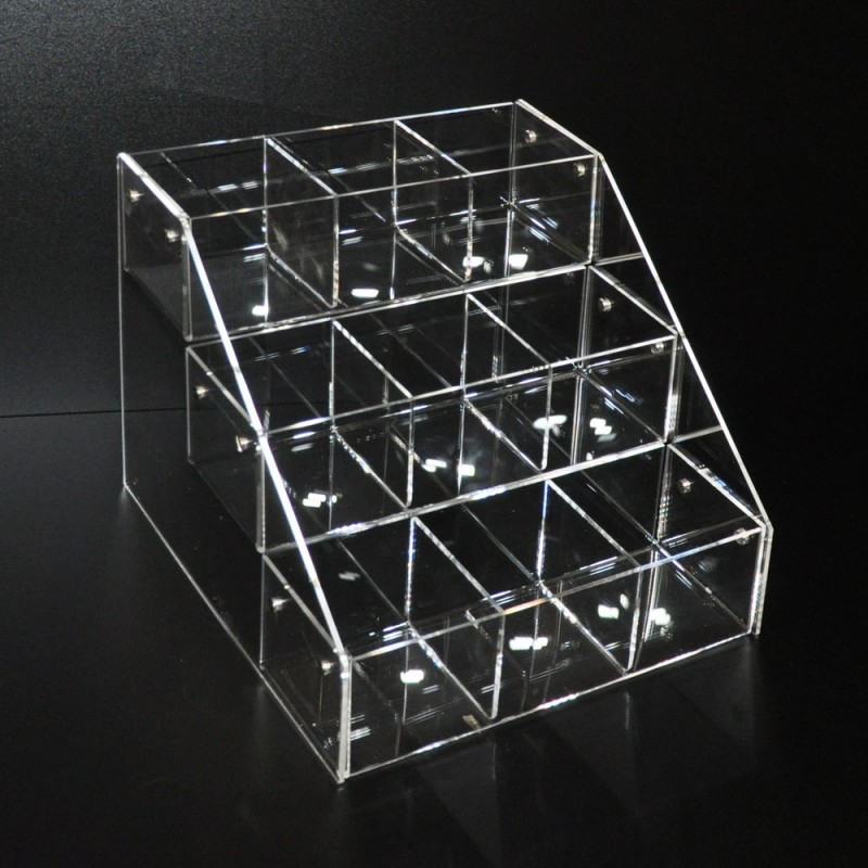 Acrylic Stairs 9 boxes