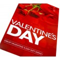 """VALENTINE'S DAY"" - Valentines Day Posters - 4 pack"