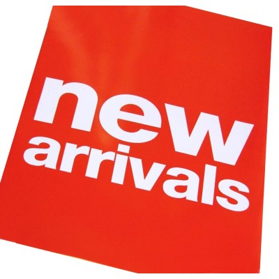 """New Arrivals"" Posters - 4 pack"