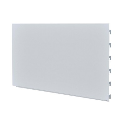 Gondola Shelving Flat Back Panel