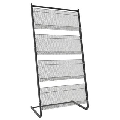 Mesh Brochure Holder - Large