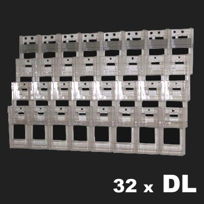 32 DL Brochure Holder Kit