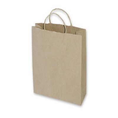 Medium Brown Paper Bag 340x95x480 (pack 100)
