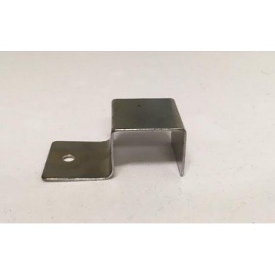 Shelf Bracket for square tube 25mm Chrome