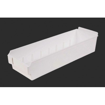 Shelfbox 400 425x140x85 Clear