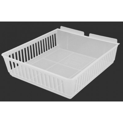 Cratebox Tray 344x280x90 Clear