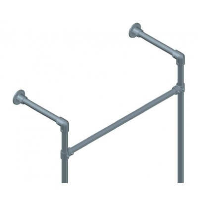 Industrial Cross Bar Galvanised