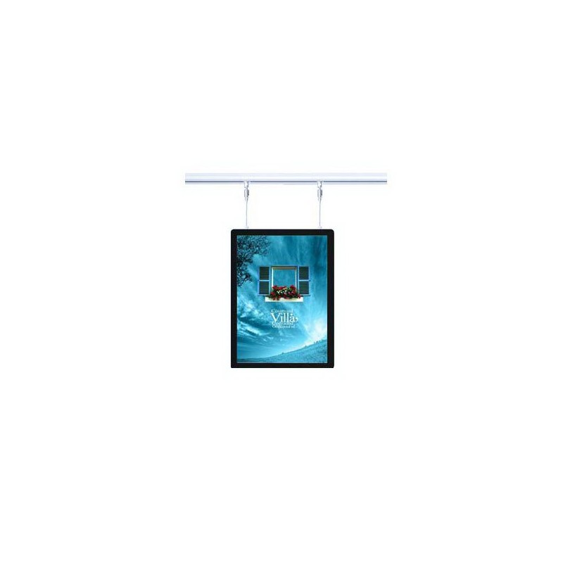 LED Illuminated Poster Display System A2