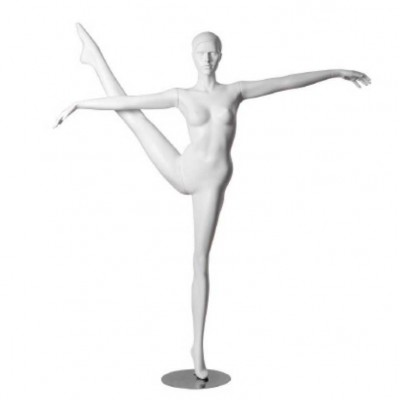 Sport Female Mannequin Yoga02