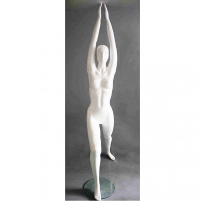 Sport Female Mannequin Yoga09