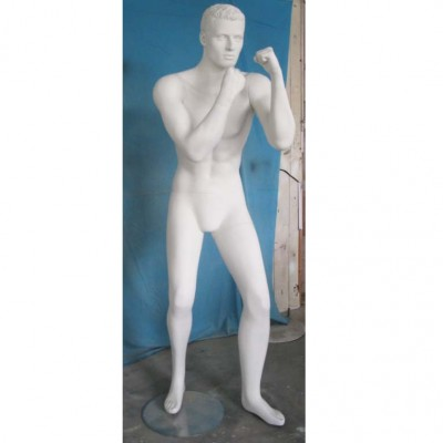 Sport Male Mannequin ( Boxing )