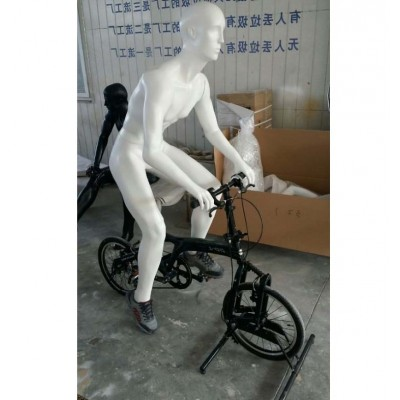 Sport Male Mannequin ( Cycling )
