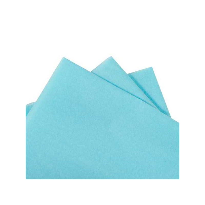 Tissue Paper Blue 500x760mm(480 sheets ream)