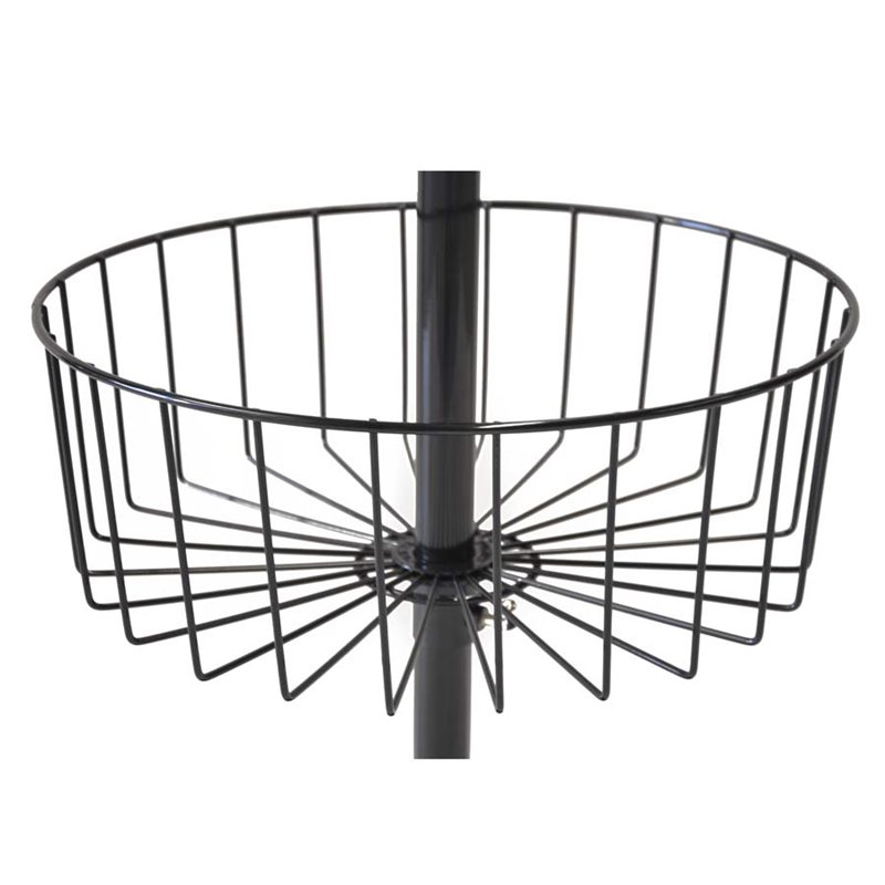 Spin-X Stand Basket Extra Level