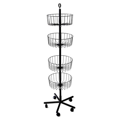 Spin-X Loop Hook Spinner Stand 4 layers
