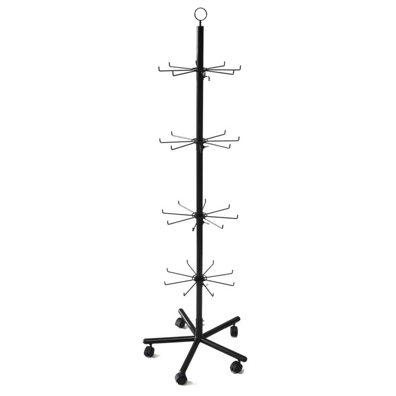 Spin-X 8 Prong Floor Stand