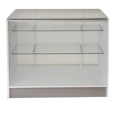 KIOSK Counter Glass Showcase 500(D)x950(H)mm