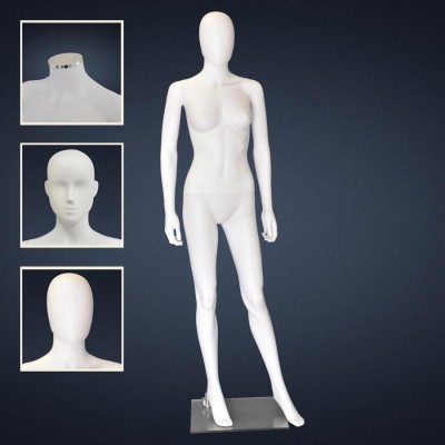 FASHION Female Mannequin SF1 - No Finish White