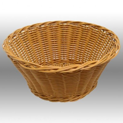 Grocery Display Basket Round