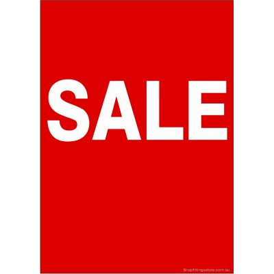 """SALE"" - Sign Cards Pack - 5 Pack"