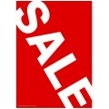 """""""SALE"""" Angled - Sign Cards A4 - 5 Pack"""