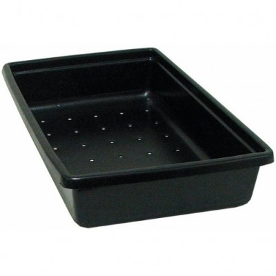 Grocery Display Deli Tub Perforated