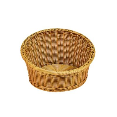 Grocery Display Slant Round Basket