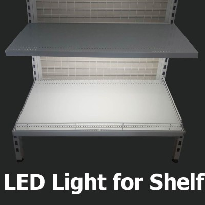 LED Lighting Kit for Metal Gondola Shelving