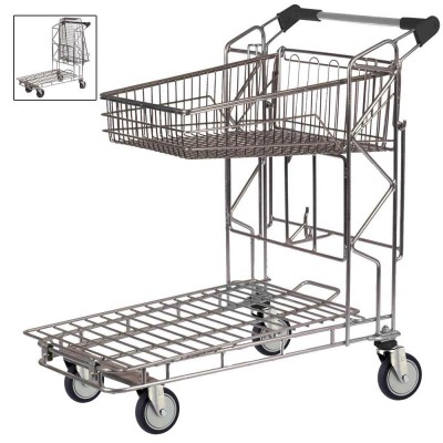 Shopping Basket Trolley cargo