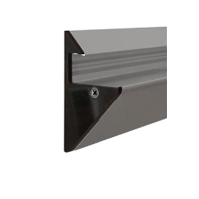 CAP for Anchor Shelf Aluminium Profile