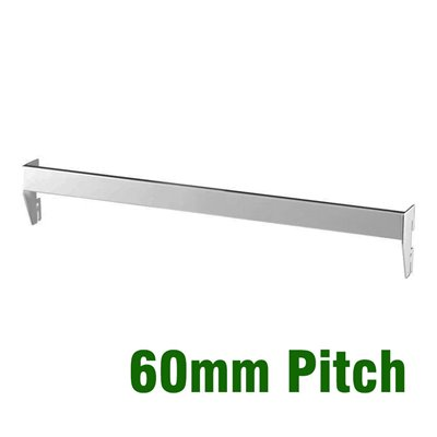 Crossbar 60mm pitch