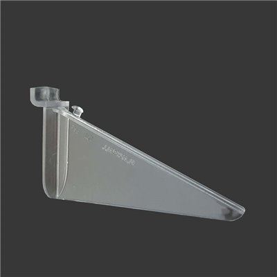 POLYCARBONATE 25 degree Angled Slat Panel Bracket