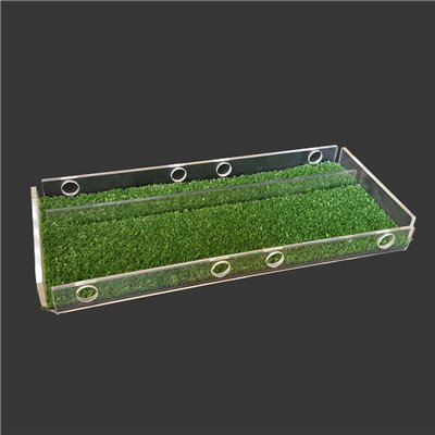 Base for Golf Clubs Holder for Slat wall