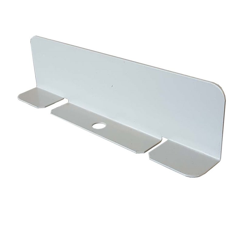 END for Metal Shelf with Lip