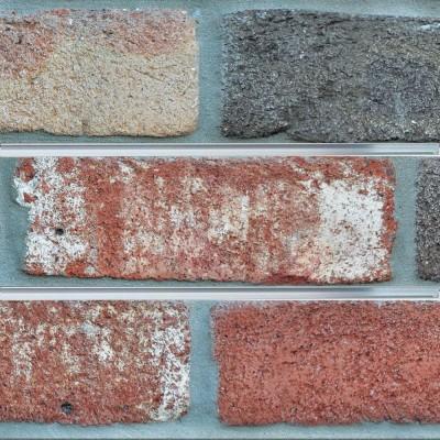Mix Brick Deco-Slatwall
