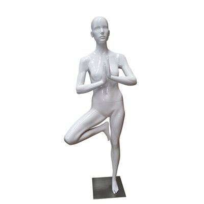 Sport Female Mannequin Yoga01