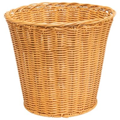 Grocery Display Basket Round TALL