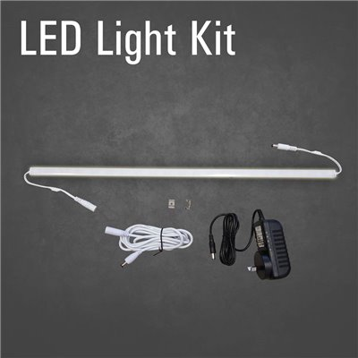 LED Lighting Kit for Counters and Showcases