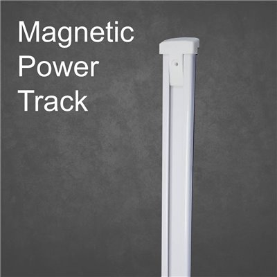 Magnetic Power Track